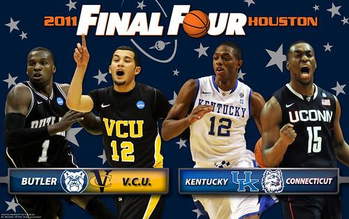 2011 NCAA Final Four
