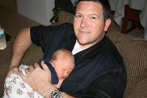 Daddy & Kellen
