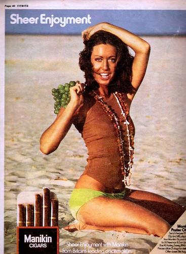 Mankin cigar ad