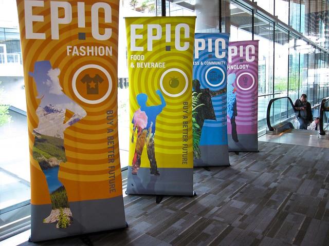 Epic Vancouver wayfinding