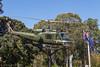 UH-1B 'Huey' RAAF 9Sqn A2-1022 Caloundra 20160928-2353 (JamesSmithImages) Tags: a21022 9sqn raaf huey iroqouis vietnam caloundra rsl veteran helicopter rotor uh1b helo
