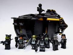 Octtrax 1 (Rogue Bantha) Tags: lego minifig merc blacktron