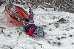 Abandon ship (nzweeble) Tags: snow dorset swanage