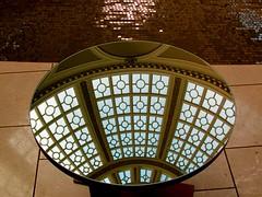 Dome Reflection (Demetrios Lyras) Tags: windows reflection building delete10 architecture mall delete9 tile delete5 delete2 delete6 delete7 delete8 delete3 delete delete4 soma emporium tabletop sfist sanfranciscocalifornia