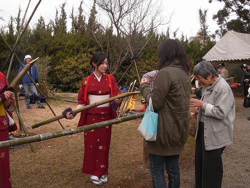大安寺光仁会(笹酒祭り)-14