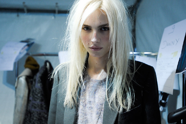 Andrej Pejic3115_FW11_Paris_Paul Smith BS(Dazed Digital)