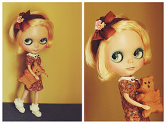 Before & After - 29/365 ADAD 2011 - Dolly Diptych