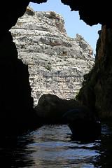 Blue Grotto (inside), Malta (Andrew_Simpson) Tags: sea color colour water colors landscape colorful mediterranean colours malta caves cave colourful mediterraneansea zurrieq zurrieqmalta urrieq bluegrottomalta bluegrottocavesmalta bluegrottocaves blurgrotto