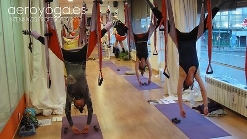 Intensivos Aero Yoga® en España
