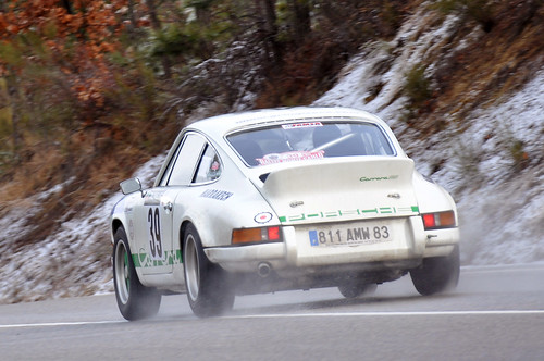 Porsche 911 Carrera RS (1972) - Stephane VAUGELAS