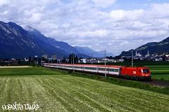 1116 251-8, 10.07.2009, Schwaz (mienkfotikjofotik) Tags: eisenbahn railway taurus bahn bb kolej 1116 sterreichische vast es64u2 bundesbahnen bb