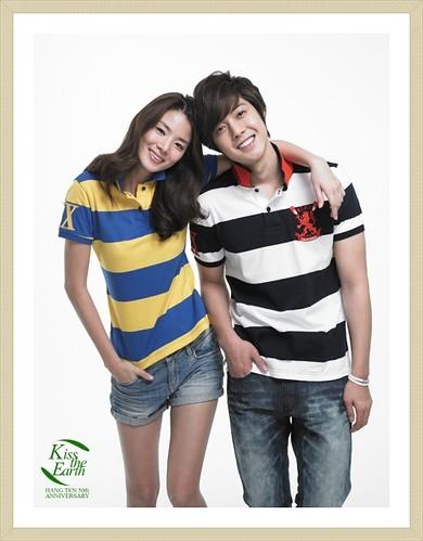 Kim Hyun Joong HangTen 2011 Spring/Summer Collection Photos