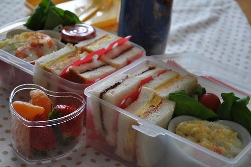 Sandwich Bento-3