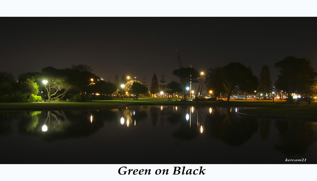 night on the green