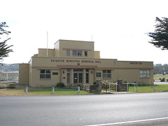 Brighton Municipal Memorial Hall
