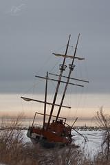 (Jenn W (letmeshootyourpet.net)) Tags: storm ship harbour jordanstation img3286