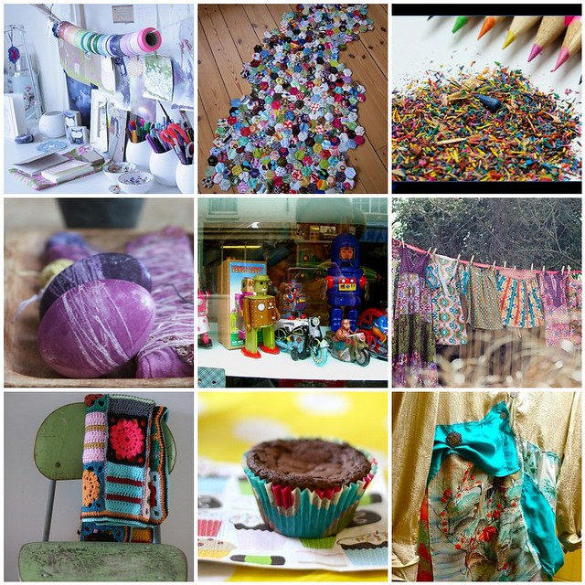 flickr faves - a bit more colorful