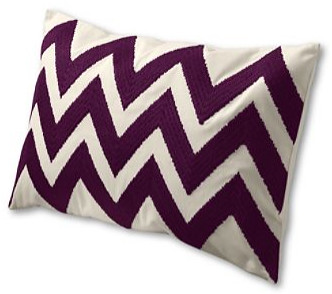 Lands-End-Herringbone-Ikat-Pillow
