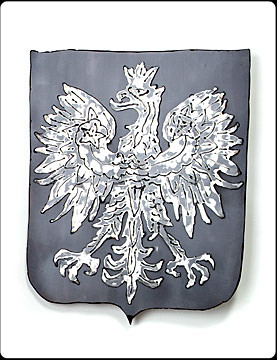 Polish Eagle Steel Crest