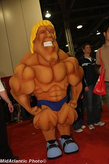Arnold Sports Festival 2010 (theurbanathletica) Tags: arnold bodybuilding npc bikini figure workout fitness ufc wwe jnl ohyeah kurtangle mro competitor supplements mrolympia jamieeason bsn sportingevents ifbb bbcom jennifernicolelee monicabrant wbff