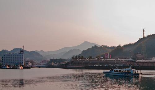 Nagasaki Airport Liner boat