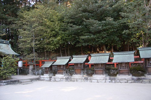 八大神社/ Hachidai-jinja Shrine