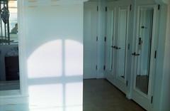 (scott w. h. young) Tags: california light sun love film window 35mm santamonica space