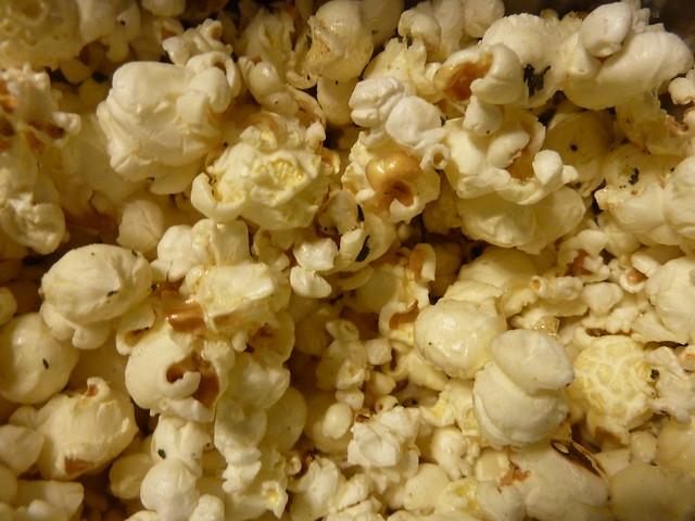 Sage/Parmesan Popcorn