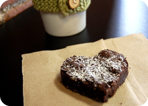 browned butter brazil nut brownies