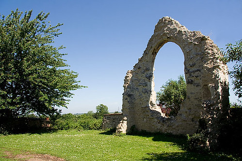 east arch