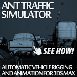 How to add animated vehicles to your 3d scene