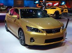 2011 Lexus CT 200h 2