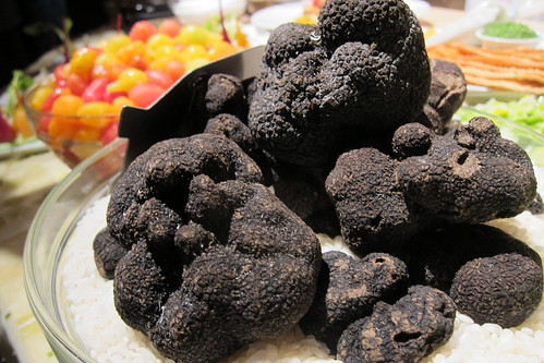 2011 Oscar Food: Black Truffles
