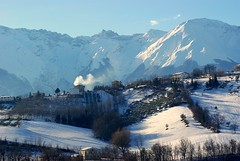 Winter view (popinjaykev - living the Italian dream) Tags: abruzzo gransasso tosicia