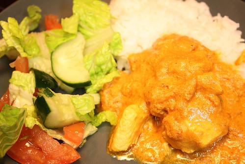Indi'rockin Chicken Tikka