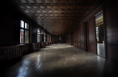 officers quarters (andre govia.) Tags: building abandoned film strange brad buildings hospital photo closed photos decay ghost andre haunted creepy explore trespass horror ghosts pitt sanatorium left explorers decaying ue hospitals asylums govia bext ingloriousbasterds andregovia