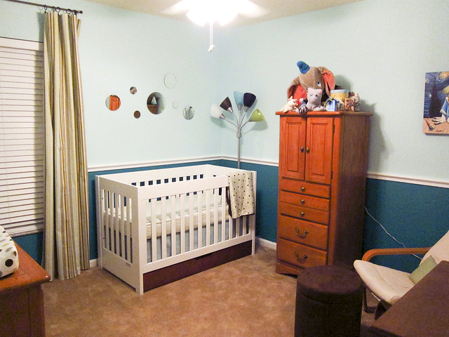 Nursery: Finished!