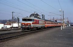 15046  Woippy  12.03.93 (w. + h. brutzer) Tags: france analog train nikon fra