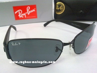 RB 3332 Black Polarized 2
