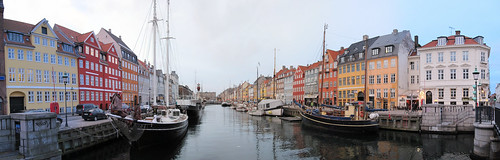 Nyhavn panorama