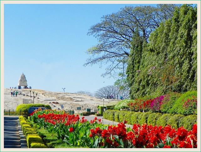 Lalbagh Botanic Gardens, Bangalore