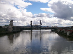 The Steel Bridge from the Broadway Bridge