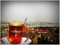 stanbul and tea series (small_objective) Tags: istanbul molla aki