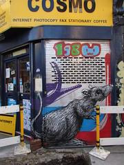 Streetart in London