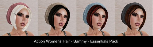 Action Womens Hair Sammy