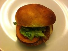 Hamburger casalingo :)