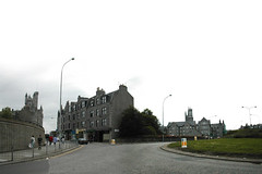 Existing Site From Roundabout