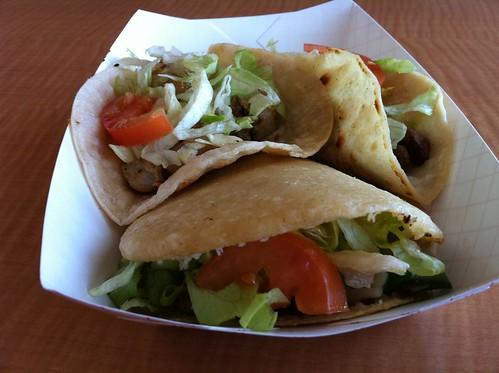Tacos and gordita