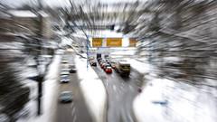 Kreuzung (klangpinnwand) Tags: kreuzung chemnitz reichsstrase