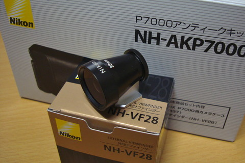 外付けファインダー NH-VF28